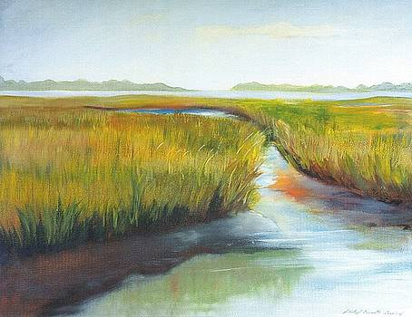 Inlet View by Shirley Lawing
