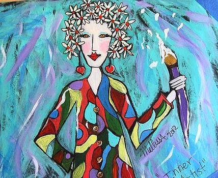 Inner Artist MellMee by Mellissa Meeks