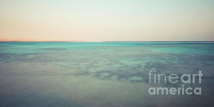 Inner Calmness by Hannes Cmarits