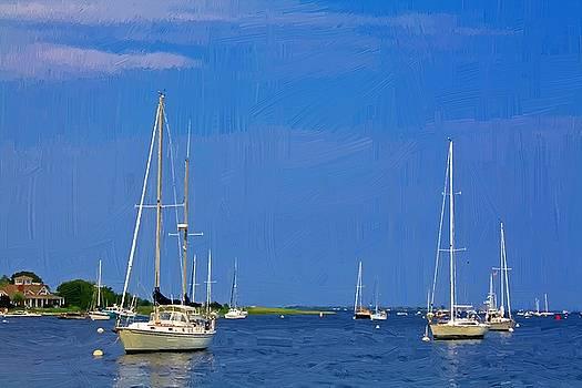Inner Harbor by John Ellis