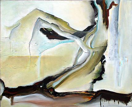 Inner Landscape 30 Painting By Al Longo
