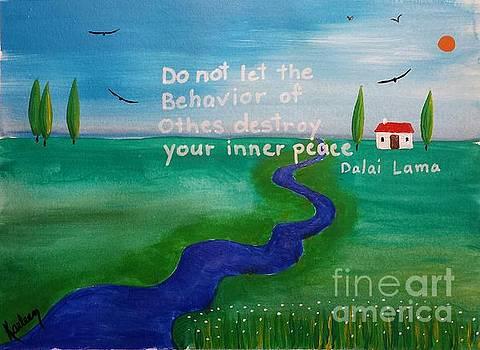 Inner Peace by Karleen Kareem