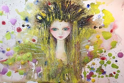 Inner peace by Nino Gabashvili