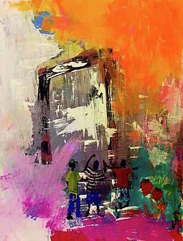 Innocence Behind Ruins 1 by Lilliana Didovic