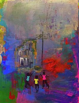 Innocence Behind Ruins 2 by Lilliana Didovic
