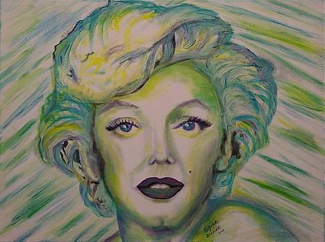 Innocent Marilyn by Regina Brandt