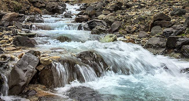 Innra Hvannagil gorge by Thomas Schreiter