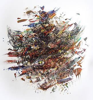 Inside 10 - Masquerade by Paula V Puian