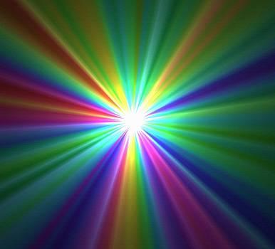 Inside a Rainbow by Joanna Aud