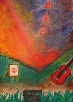 Inside an Artist's Soul by Sehrish Malik