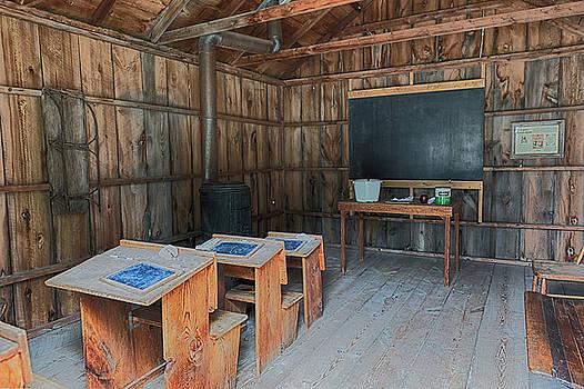 Susan Rissi Tregoning - Inside Brewster School