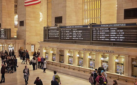 Art Block Collections - Inside Grand Central Terminal