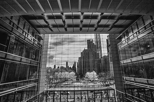 Inside Looking Out  by John Dryzga