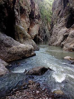Jesus - Inside Somoto Canyon