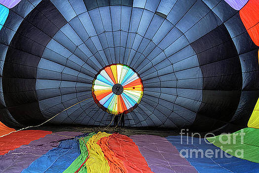 Inside The Balloon by Craig Leaper