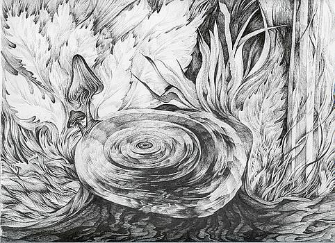 Anna  Duyunova - Inside the forest