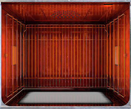 Inside The Oven From Above by Allan Swart