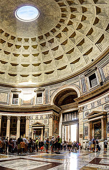 Weston Westmoreland - Inside the Pantheon