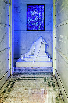 Inside the Weeping Angel Tomb - NOLA by Kathleen K Parker