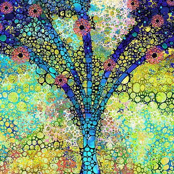 Sharon Cummings - Inspirational Art - Absolute Joy - Sharon Cummings