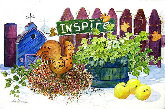 Inspire by Lois Mountz