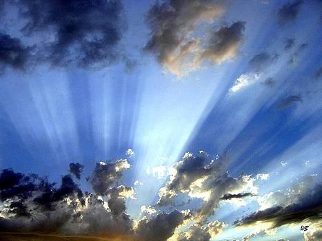Inspiring Sunburst by Will Borden