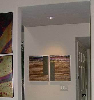 Marlene Burns - installation two
