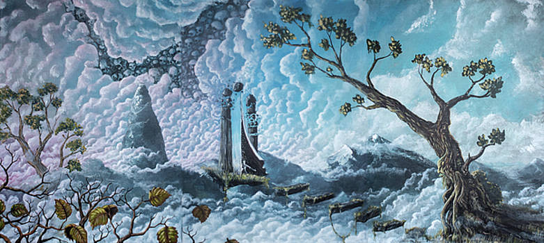 Mariusz Zawadzki - instantaneous moment of autumn