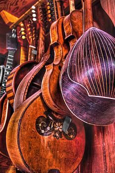 Frank SantAgata - Instrumenti