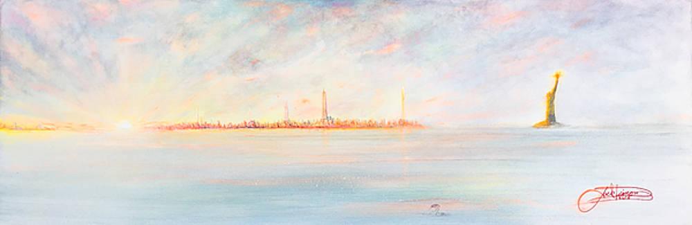 Intence City by Jack Diamond