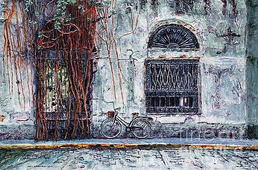 Intendencia Ruins, Intramuros, Manila by Joey Agbayani