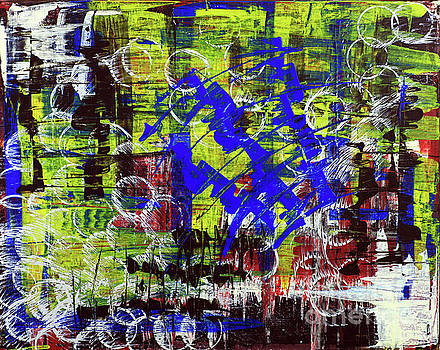 Intensity by Cathy Beharriell