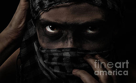 Intensity in Darkness by Colin Cuthbert