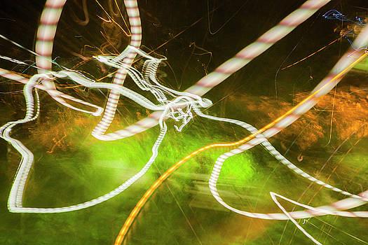 Intentional Light Background by Matjaz Preseren