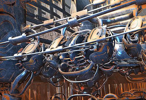 Interdimensional Engine by Hal Tenny