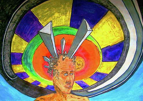 InterdimentionalCoexistances by Raul Morales