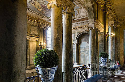 RicardMN Photography - Interiors of Drottningholm Palace Sweden