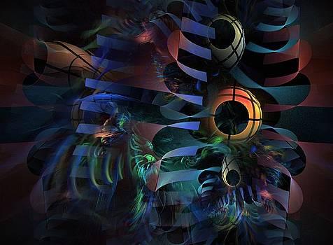 Interlude 1536 - Fractal Art by NirvanaBlues