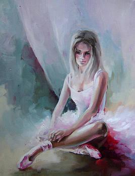 Intermission by Nelya Shenklyarska