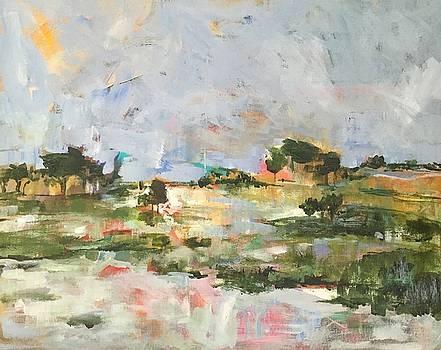 Internal Landscape 2 by Molly Wright