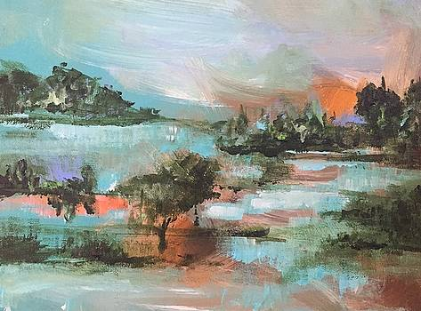 Internal Landscape by Molly Wright