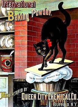Peter Ogden - International Baking Powder Black Cat 1890s