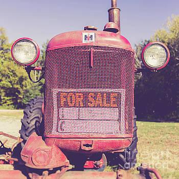 Edward Fielding - International Harvester Farmall Cub Vintage Tractor