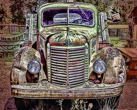 International Truck in Sattley by William Havle
