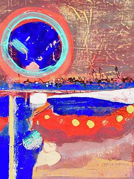 Interplanetary  by Carole Johnson