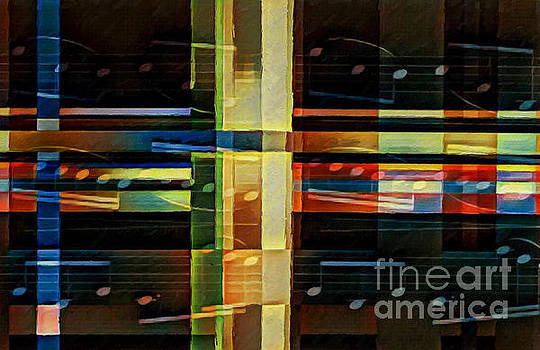 Intersecting Interlude 1 by Lon Chaffin