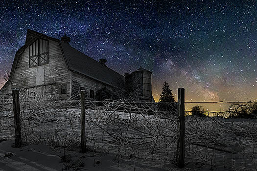 Interstellar Farm by Bill Wakeley
