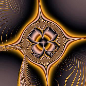 Interstellar Looking Glass by Peter Ludwig Wegener