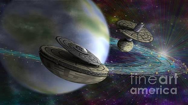 Interstellar by Vincent Autenrieb
