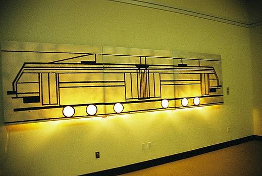 Interurban Rail by Michael Copeland Sydnor